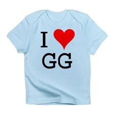 I Love GG Infant T-Shirt