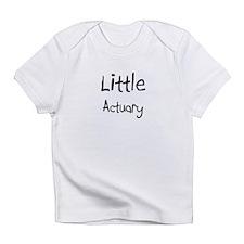 Little Actuary Infant T-Shirt