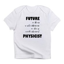Future physicist Creeper Infant T-Shirt