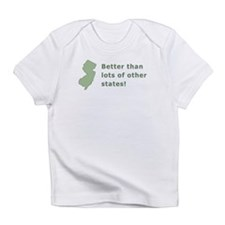 Better than lots of other... Creeper Infant T-Shir