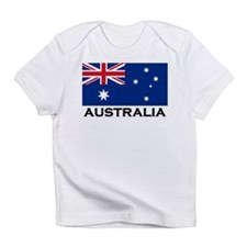 Australia Flag Stuff Infant T-Shirt