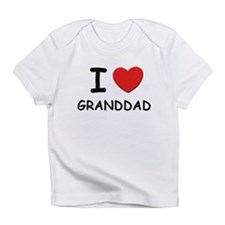 I love granddad Infant T-Shirt