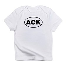 Nantucket ACK Gear Creeper Infant T-Shirt