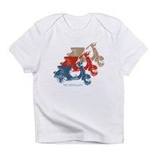 125 Vespa Scooter Infant T-Shirt