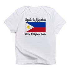 Filipino Parts Infant T-Shirt