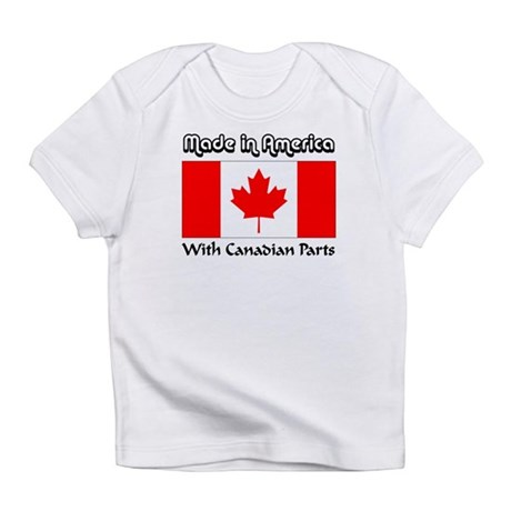 Canadian Parts Infant T-Shirt