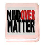 Mind over Matter baby blanket
