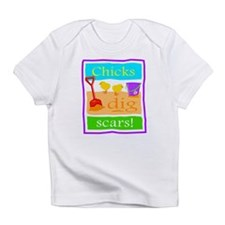 Cute Scar Infant T-Shirt