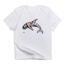 Killer Whale Creeper Infant T-Shirt