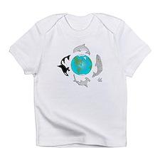 Earth Day Creeper Infant T-Shirt