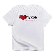 VSCPA Brandwear Creeper Infant T-Shirt