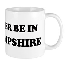 Rather be in New Hampshire Mug