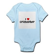 I * Cristopher Infant Creeper