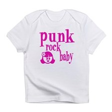 Oh Baby! Punk Rock Baby Onesie Infant T-Shirt