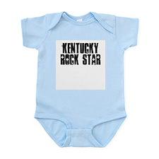 Kentucky Rock Star Infant Bodysuit