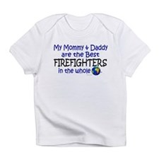 Best Firefighters In The World Infant T-Shirt