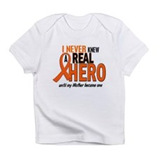 Never Knew A Hero 2 ORANGE (Mother) Bodysui Infant