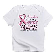 In My Heart 2 (Grandma) PINK Infant T-Shirt