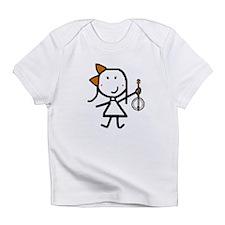 Girl & Banjo Infant T-Shirt