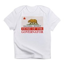 CALIFORNIA GOVERNATOR SHIRT, Infant T-Shirt