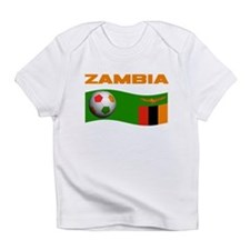 TEAM ZAMBIA WORLD CUP Infant T-Shirt