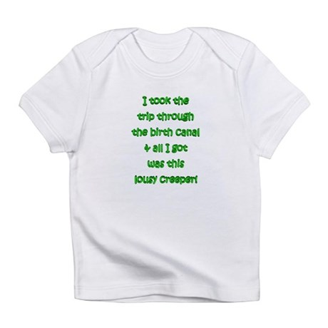 gifts baby creeper tops funny baby shower gift idea infant t shirt