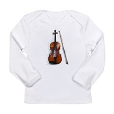 The New Viola Long Sleeve Infant T-Shirt