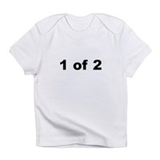1 of 2/onesie Infant T-Shirt