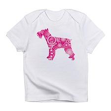 Miniature Schnauzer Infant T-Shirt