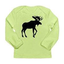 Mountain Cabin Designs Long Sleeve Infant T-Shirt