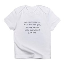 preemie saying c barbara brow Infant T-Shirt