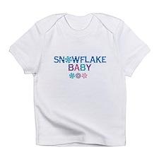 Snowflake Baby Infant T-Shirt