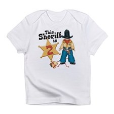 Sheriff 2nd Birthday Infant T-Shirt