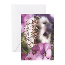 Purple Greeting Cards (Pk of 10)