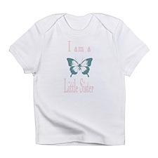 I'm a Little Sister Creeper Infant T-Shirt