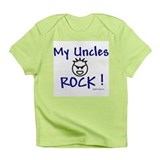 My Uncles Rock Creeper Infant T-Shirt