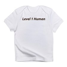 Funny Level Infant T-Shirt
