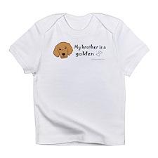 golden retriever gifts Infant T-Shirt