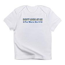 westie Infant T-Shirt