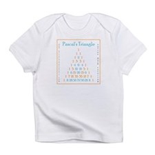 Pascal's Triangle Baby Creeper Infant T-Shirt