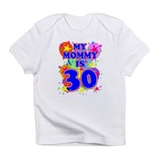 MOMMY BIRTHDAY Infant T-Shirt