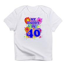 DADDY BIRTHDAY Infant T-Shirt