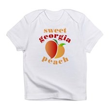 Sweet Georgia Peach Infant T-Shirt