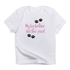 my big brother Creeper Infant T-Shirt