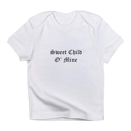 Sweet Child O' Mine Creeper Infant T-Shirt