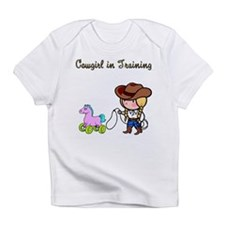 Cowgirl in Training Infant T-Shirt