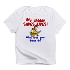 Fireman Daddy Infant T-Shirt