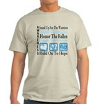 Prostate Cancer Stand Light T-Shirt