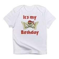 Pirate Birthday Infant T-Shirt