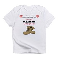 Proud US Army Daughter Infant T-Shirt